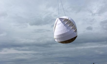 O-Wind turbine, the spherical microturbine that captures the wind in all directions