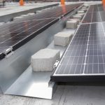 Roll-A-Rack, new commercial solar rack system