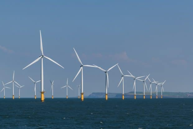 "Start of construction of the ""largest offshore wind farm in the world"", it will be able to supply 4.5 million homes"