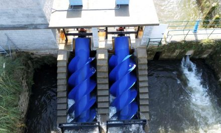 The first hydraulic installation with Hydrotorce technology in Spain is underway