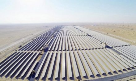 The sodium sulfur battery in Abu Dhabi is the world's largest storage device