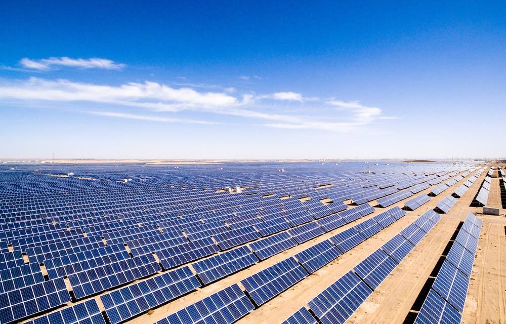 Wind and solar power could make the Sahara greener