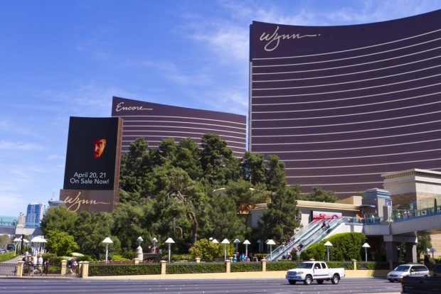 Wynn Casino not only offers roulettes, slots and poker tables – they are also committed to the environment.